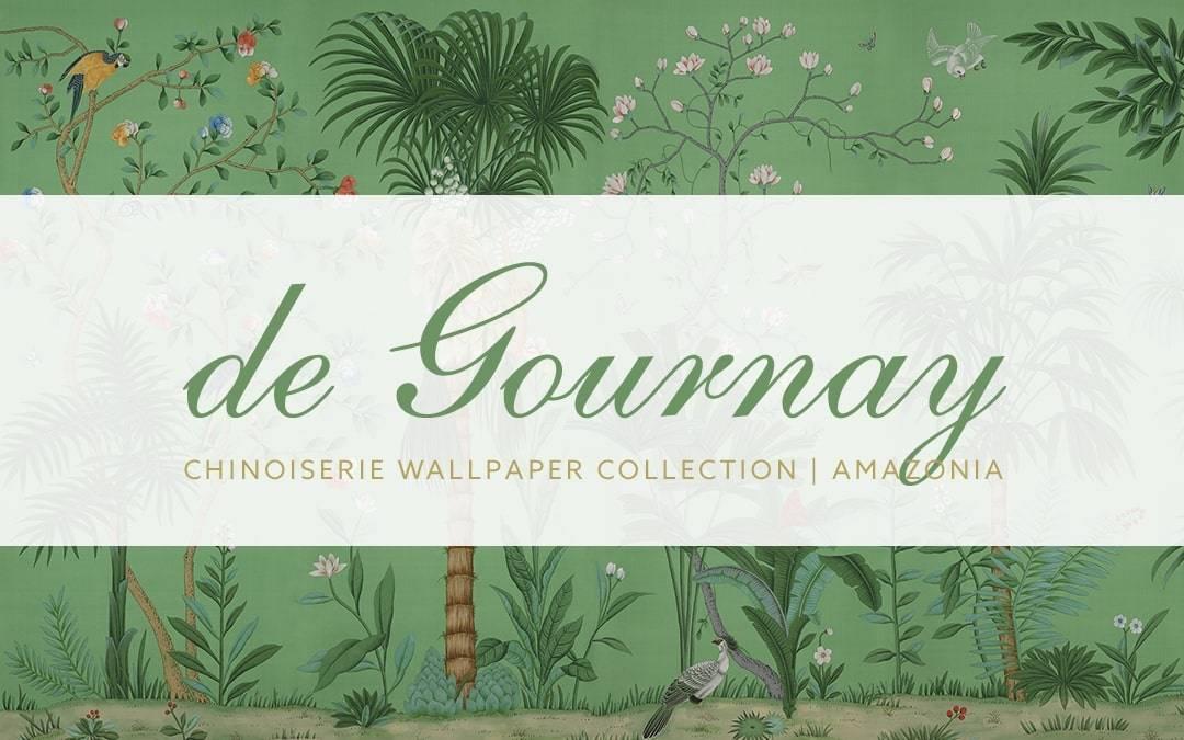 Обои - Amazonia Chinoiserie Wallpaper