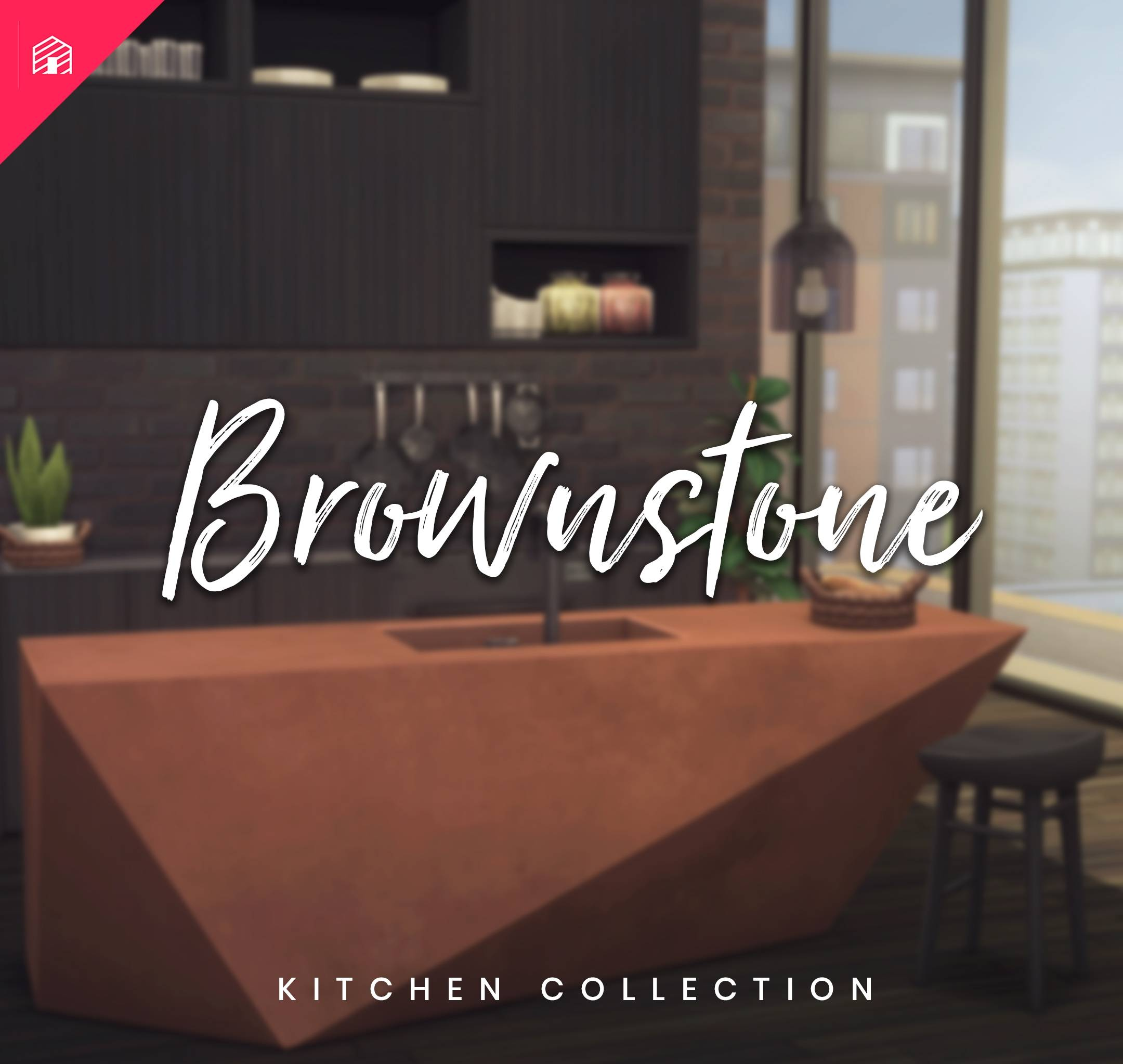 Кухня - The Brownstone Collection - Part One