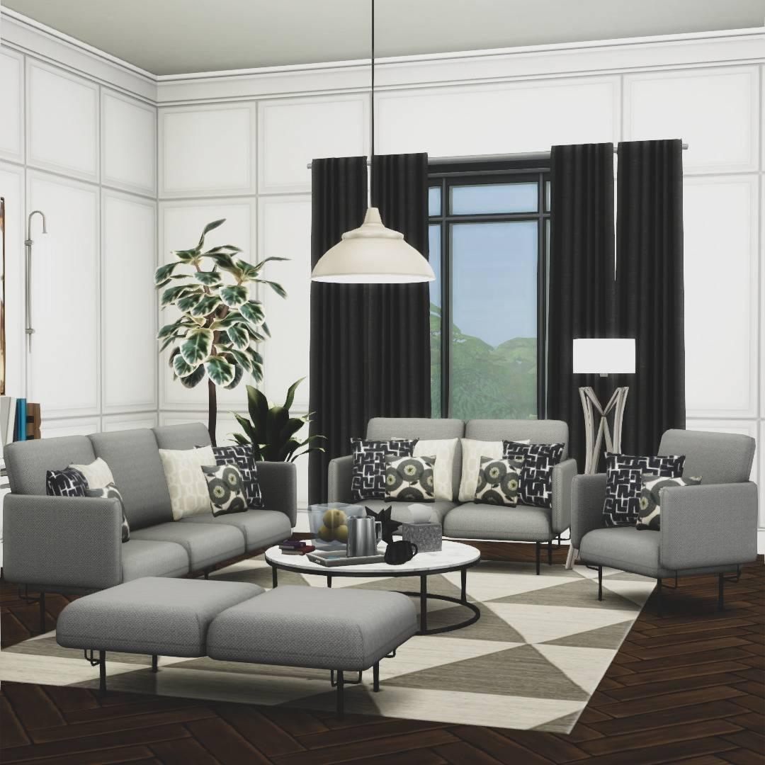 Набор мебели для гостиной - Jakob Seating Collection