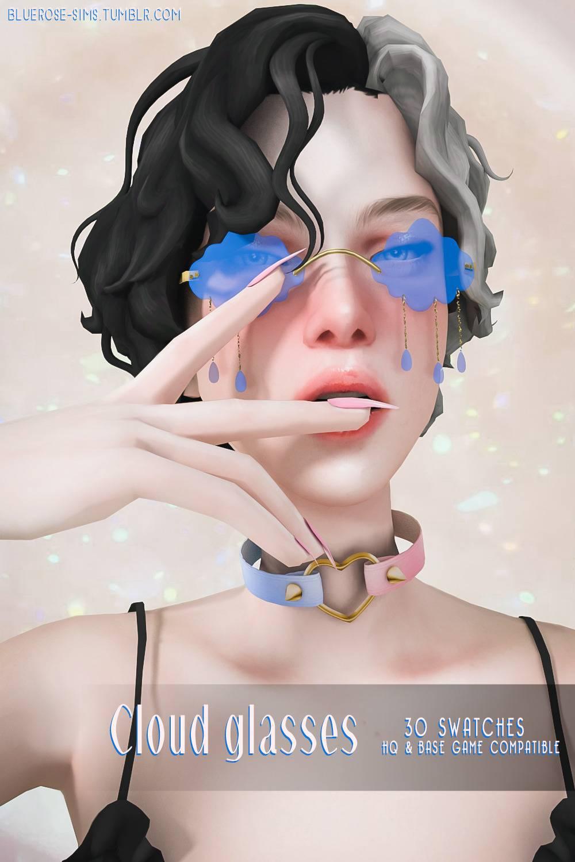 Очки - Cloud Glasses