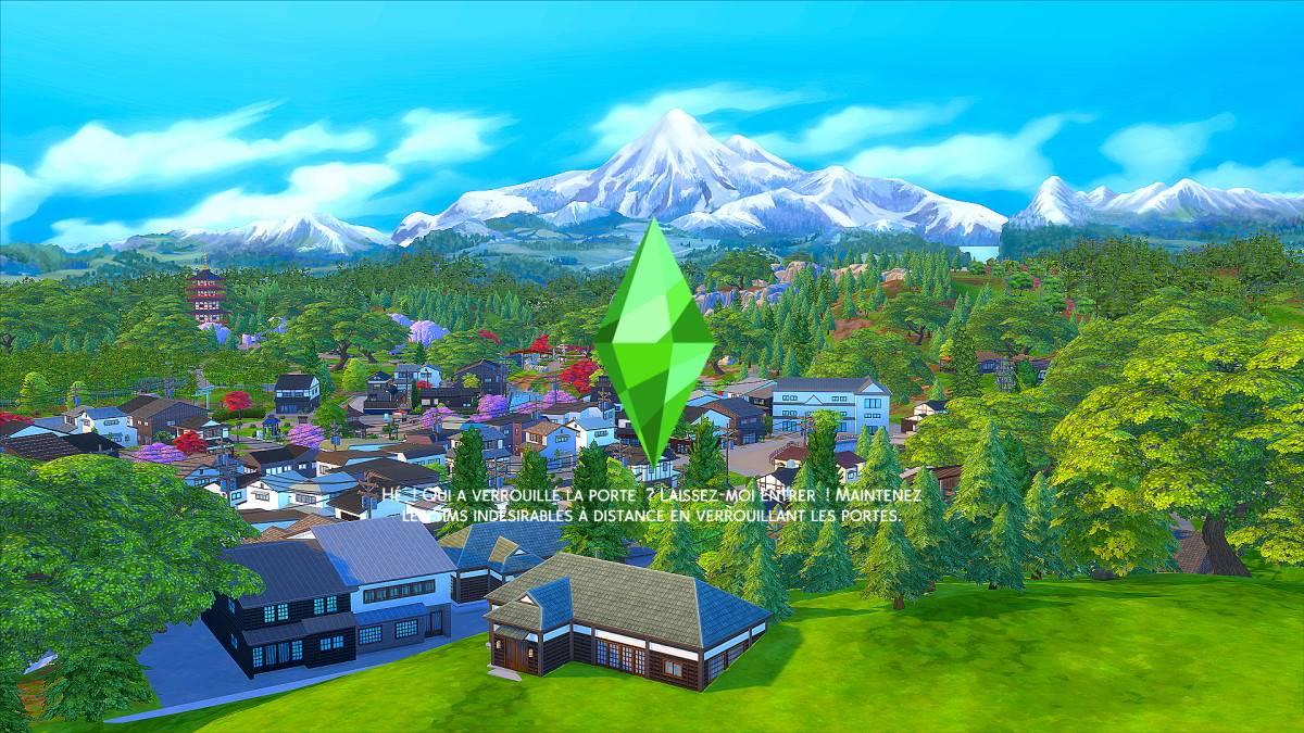 Фон для экрана загрузки - 6 Mt. Komorebi Loading Screens 01