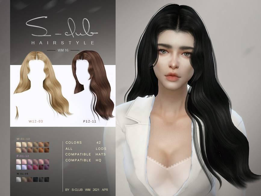 Прическа - Hair 202116