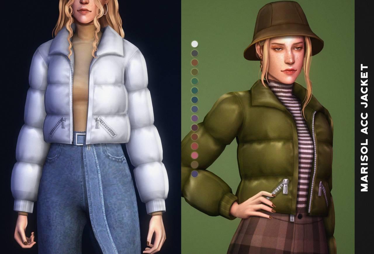 Куртка - marisol acc jacket