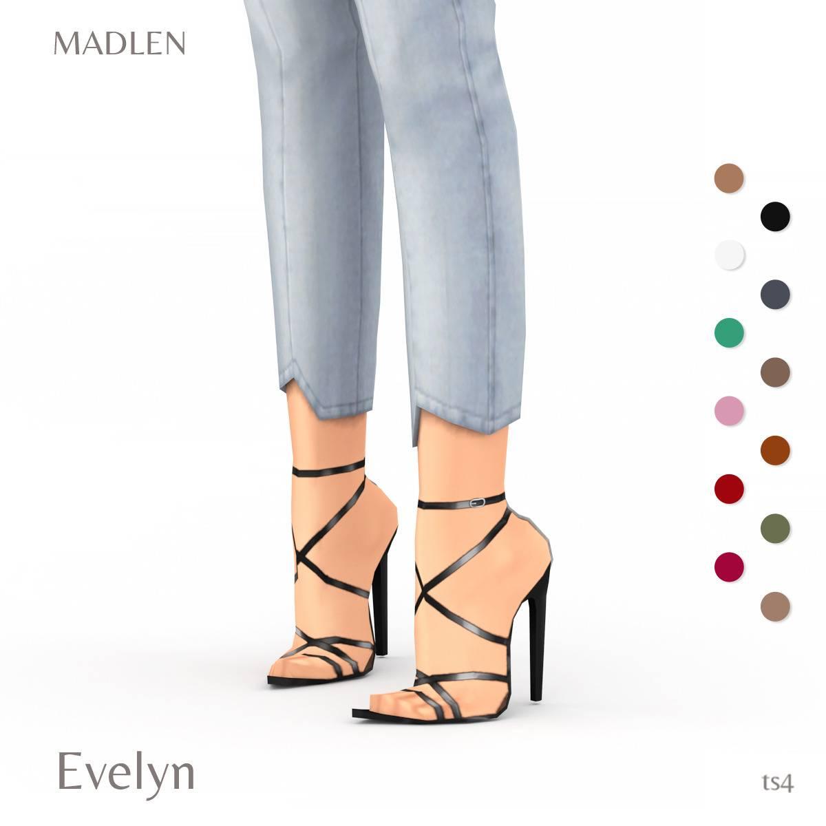 Босоножки - Evelyn Shoes