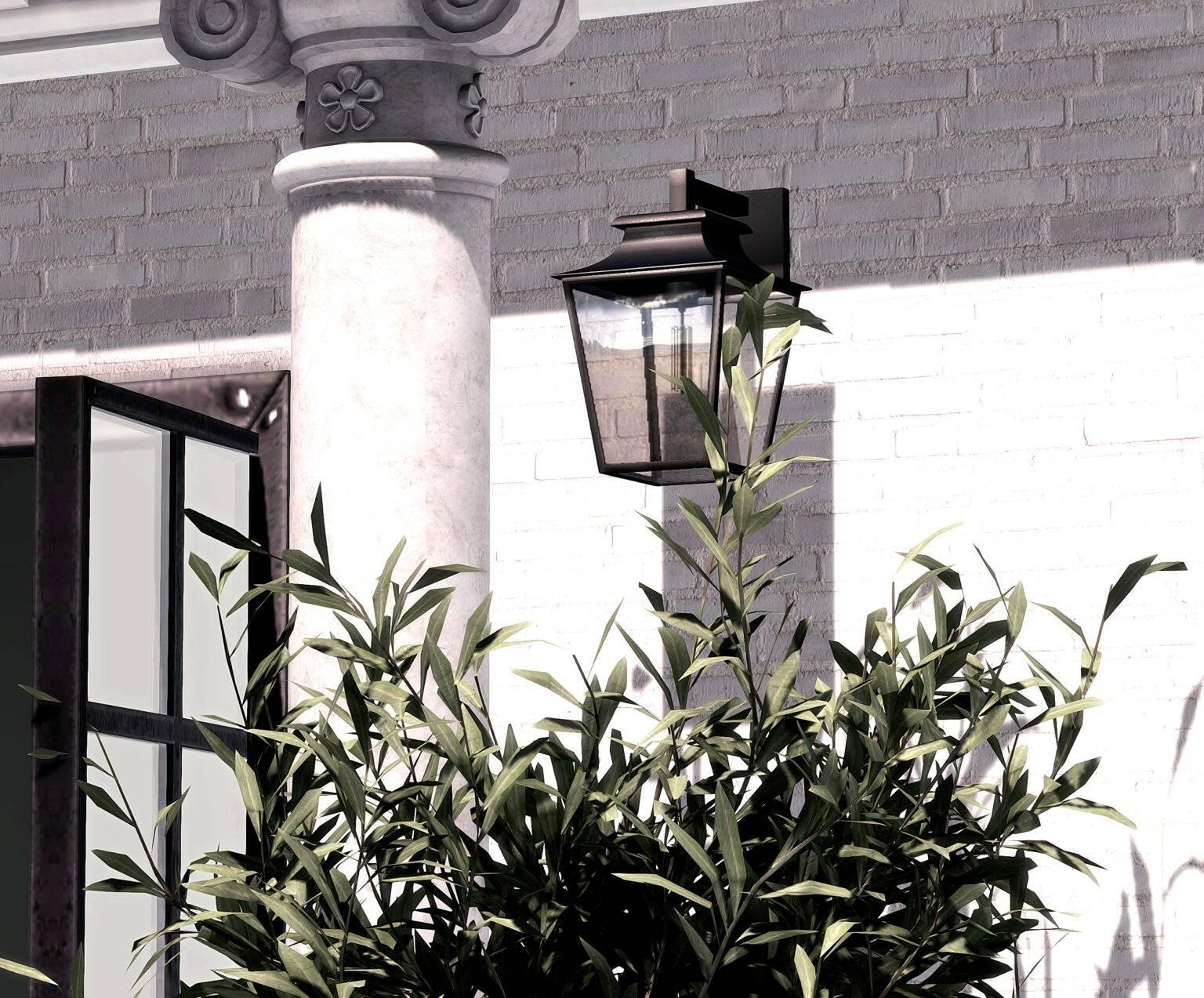 Уличный фонарь - Classic Exterior Sconce