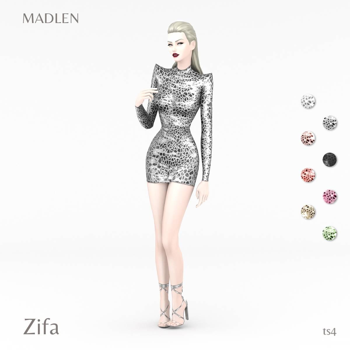 Платье - Zifa Dress