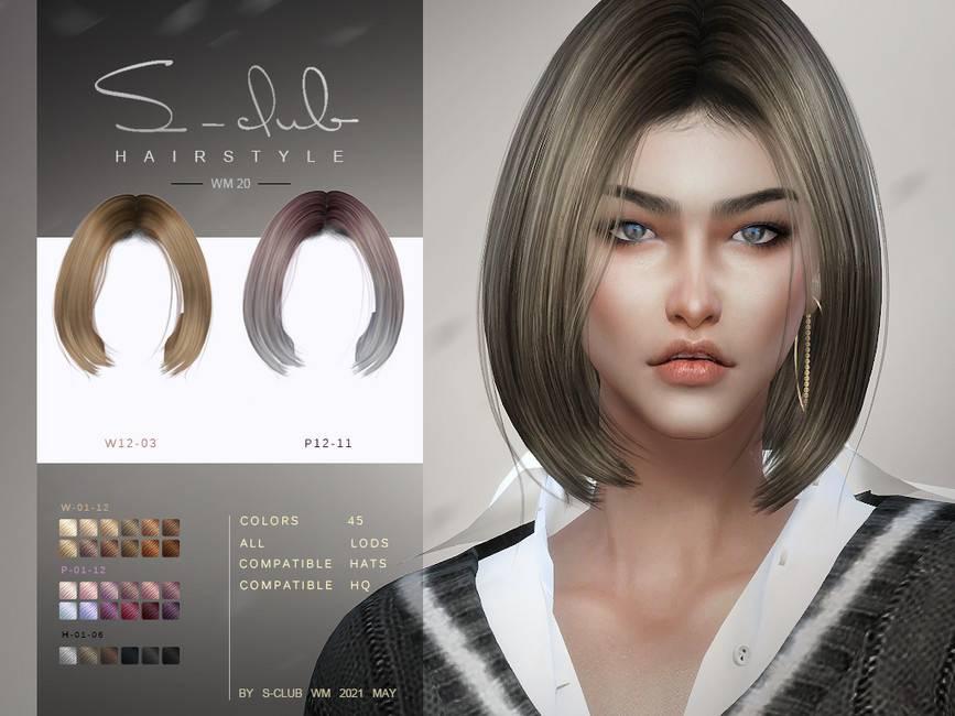 Прическа - Hair 202120