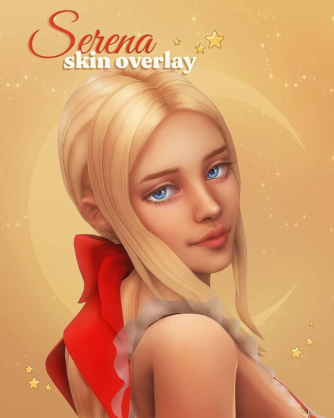 Скинтон - Serena skin overlay