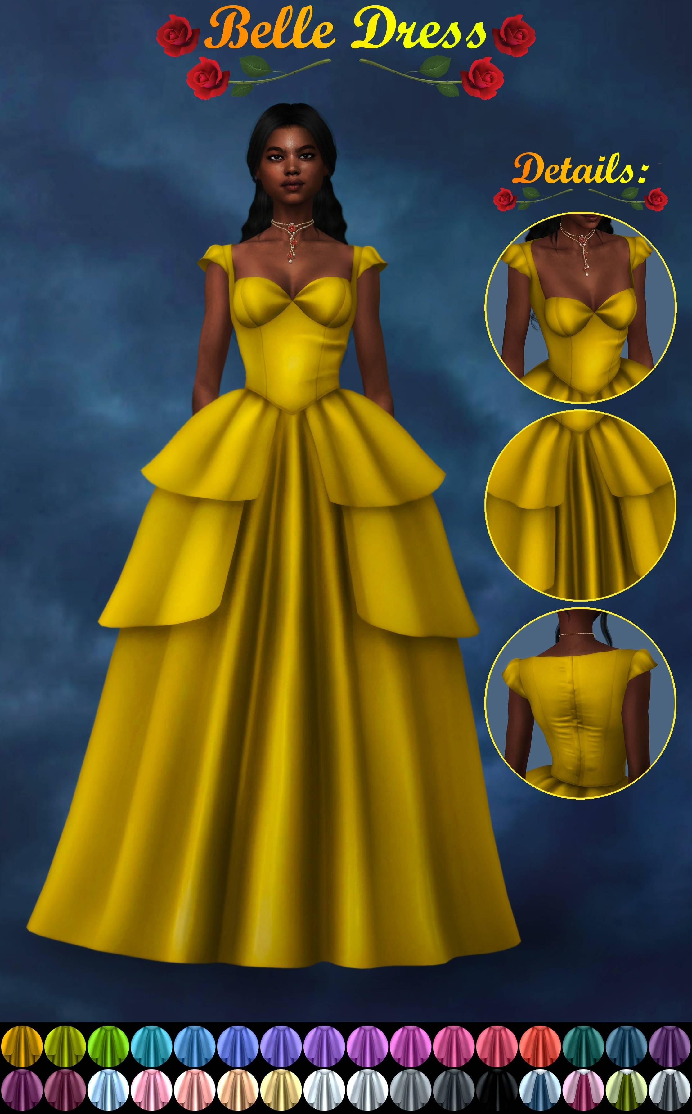 Платье - Belle Dress
