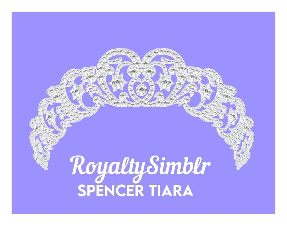 Тиара - Spencer Tiara
