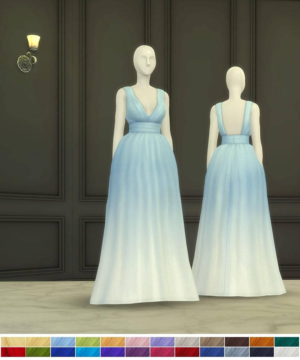 Платье - Bloom Gown 2