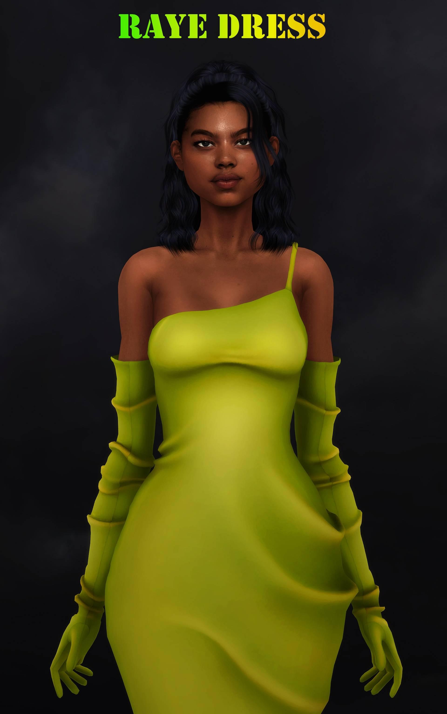 Платье - Raye Dress