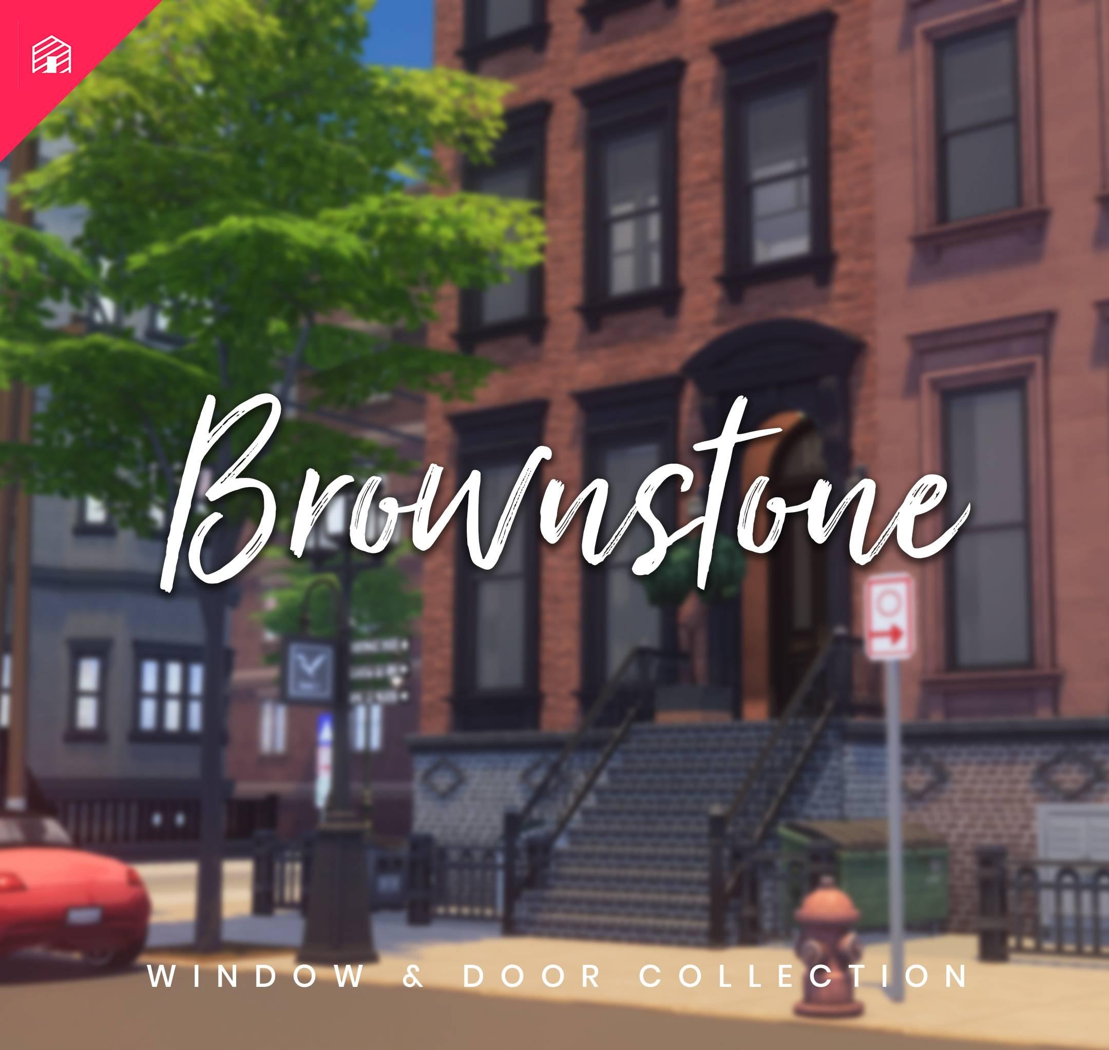 Строительный набор - Brownstone Collection - Part Two