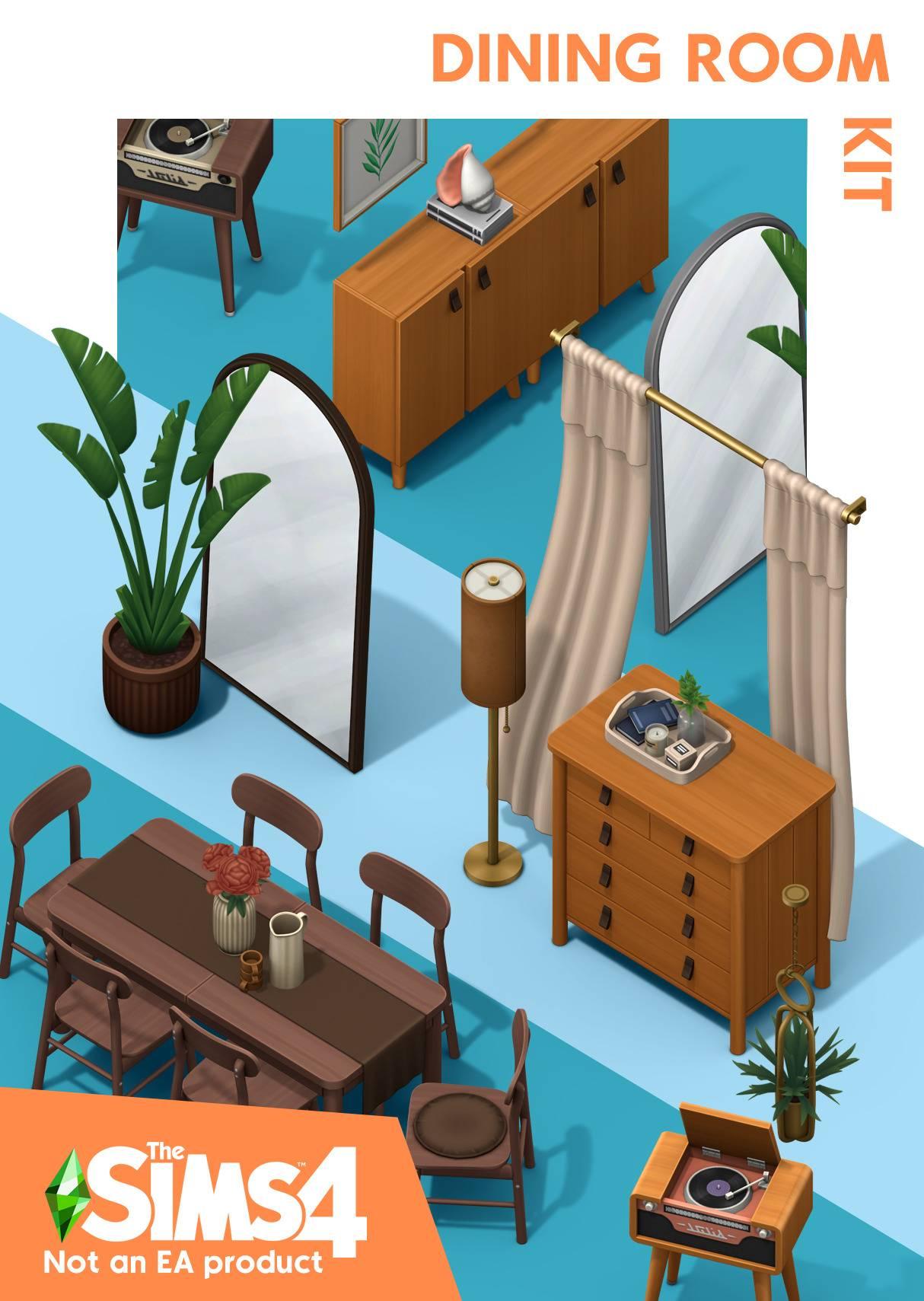 Комплект для столовой - Dining room kit