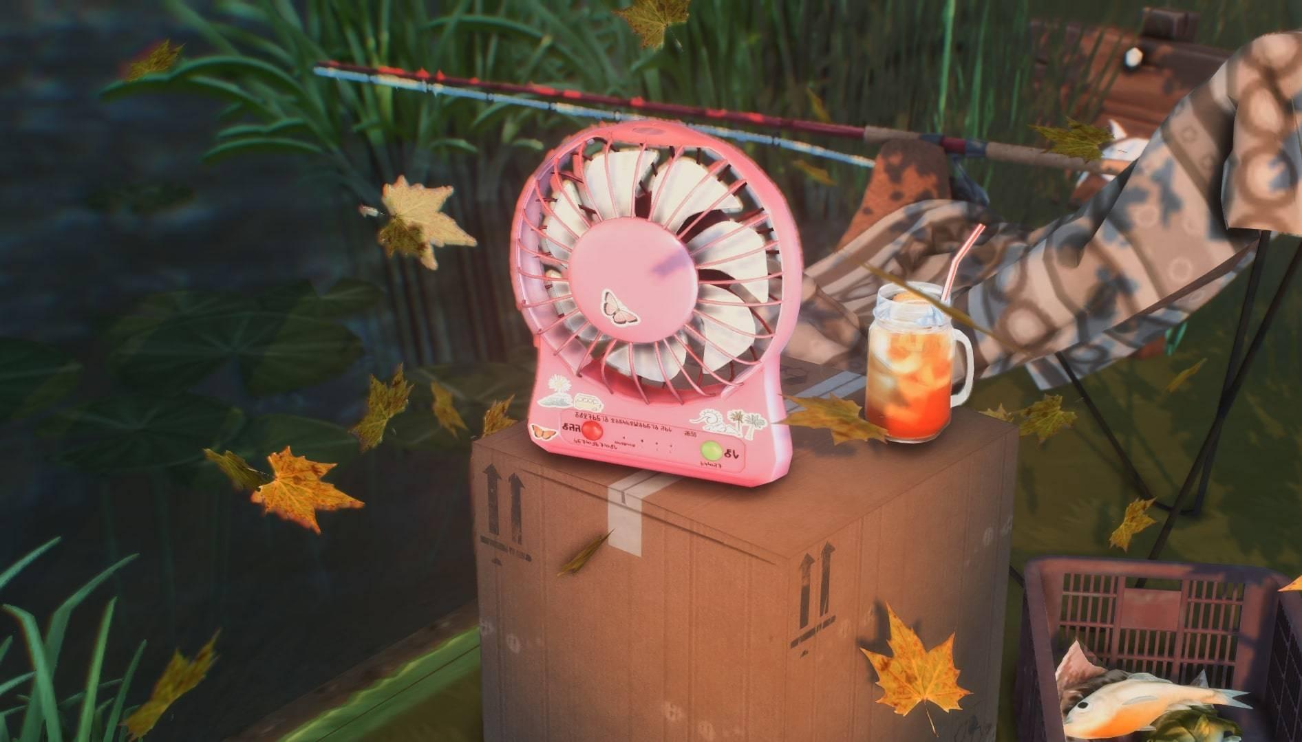 Набор функциональных вентиляторов - Functional fans set