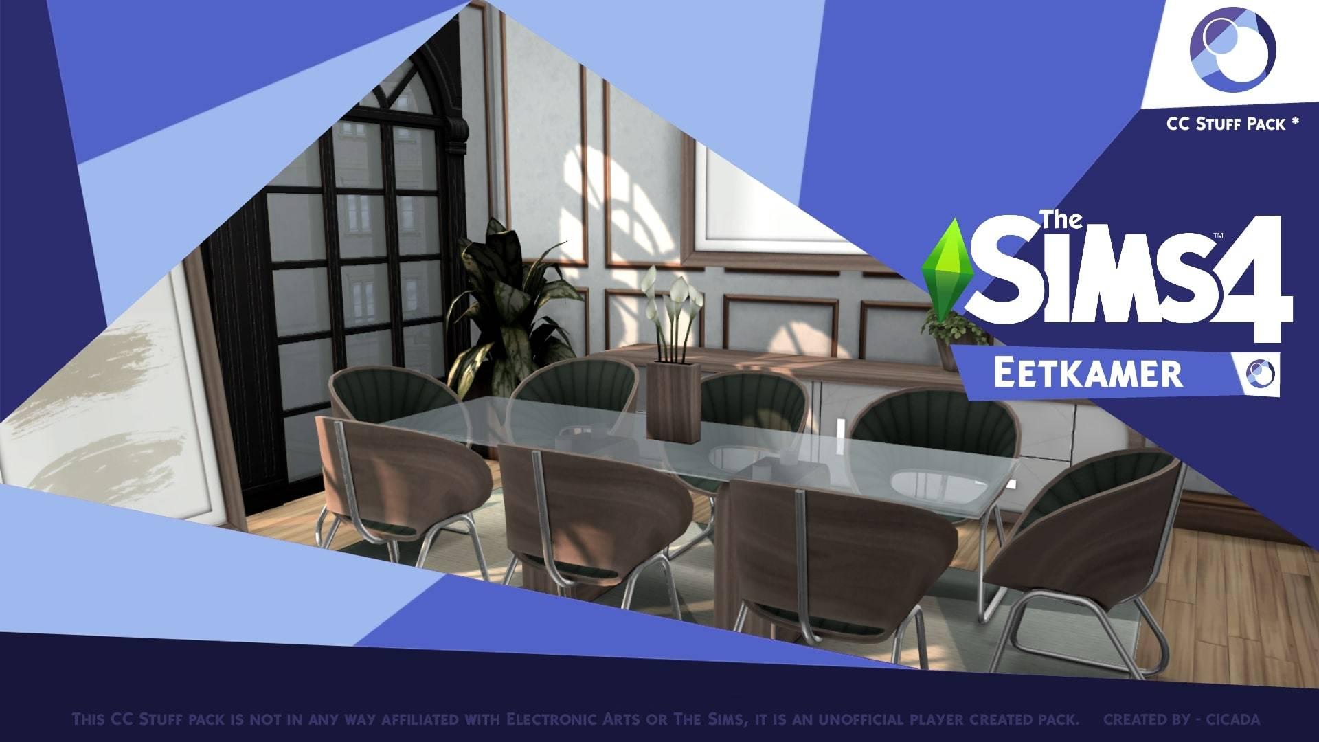 Столовая - Eetkamer Dining Room