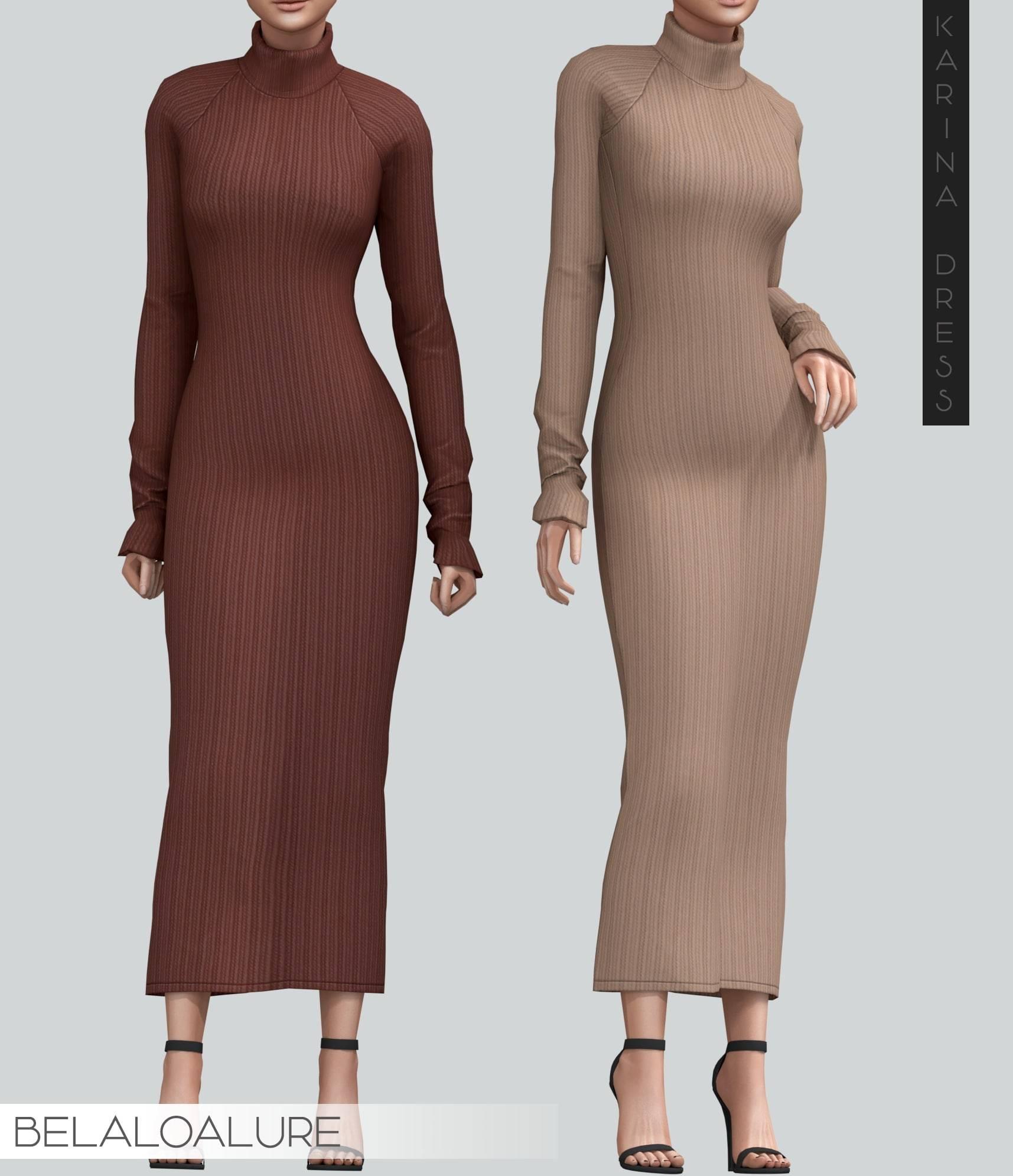 Платье - Karina dress
