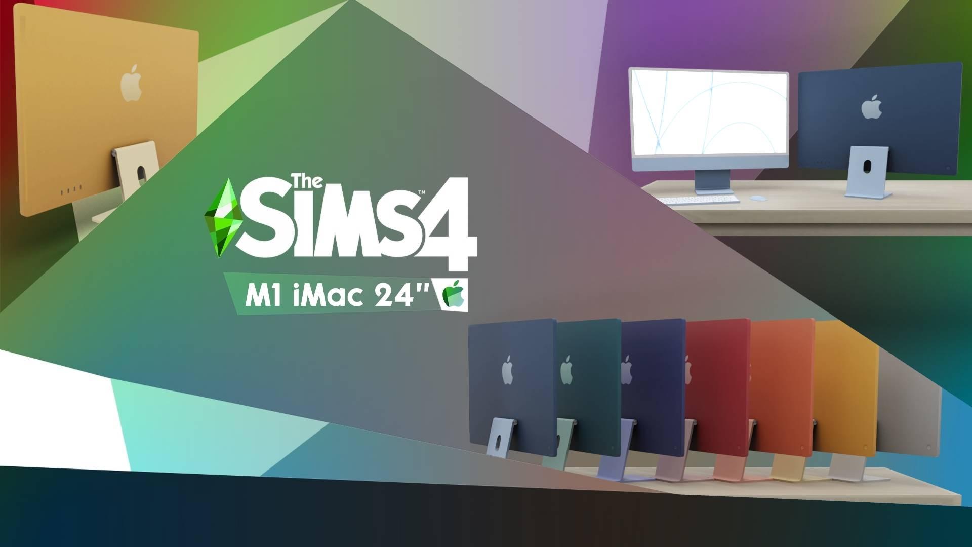 Компьютер - M1 iMac 24