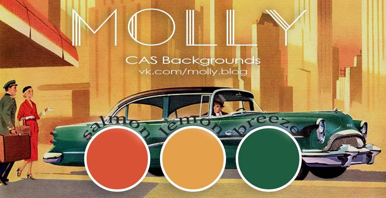 Фоны для CAS - CAS Backgrounds by MOLLY