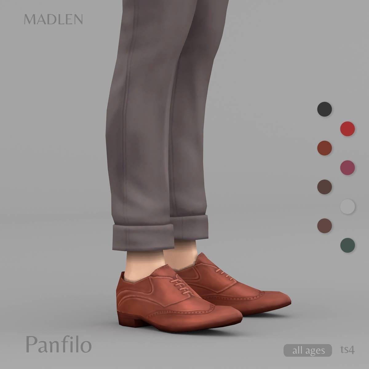 Ботинки - Panfilo Shoes