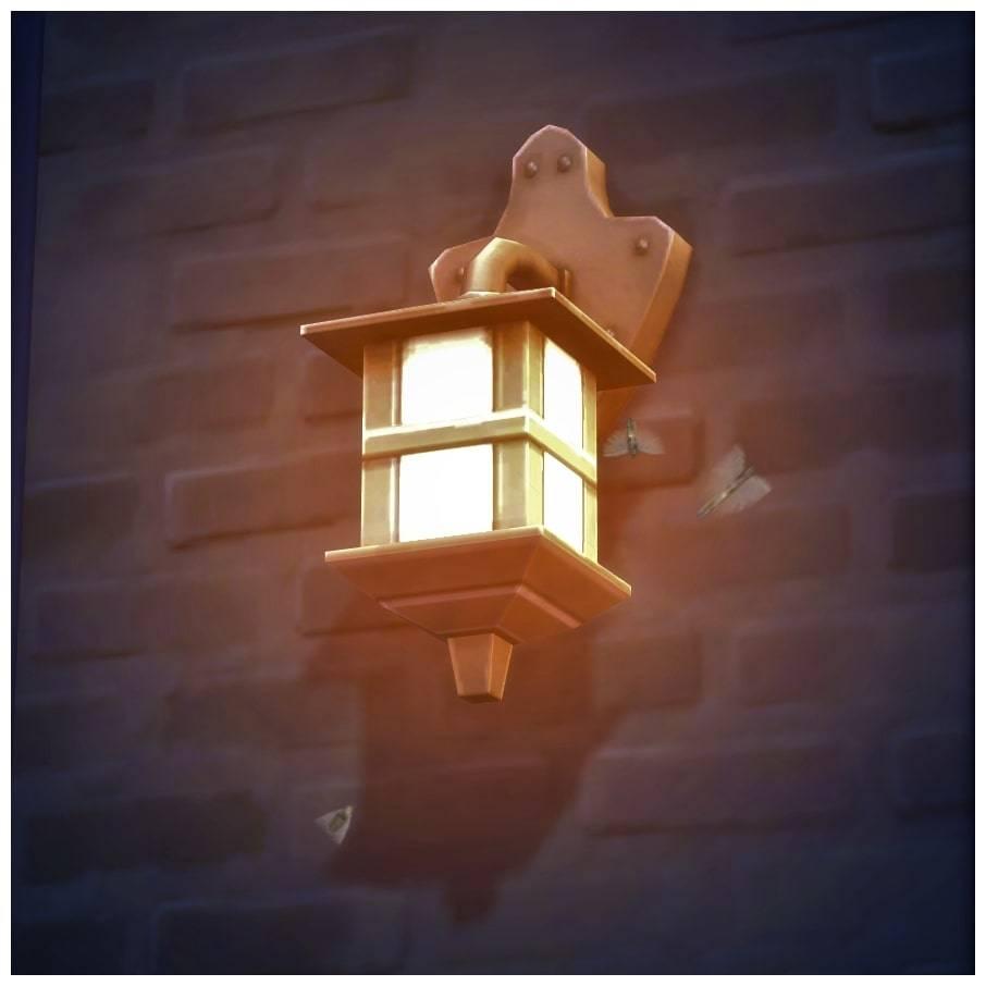 Настройка света в режиме строительства - Edit Lights In Build Mode