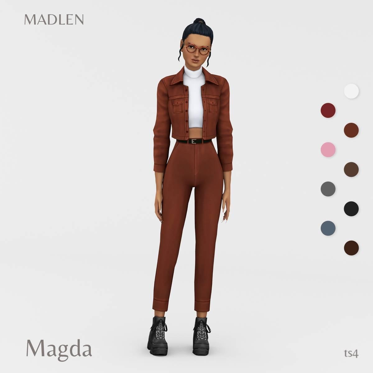 Женский костюм - Magda Outfit