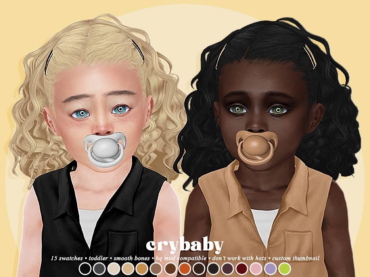 Прическа для малышек - thema hair