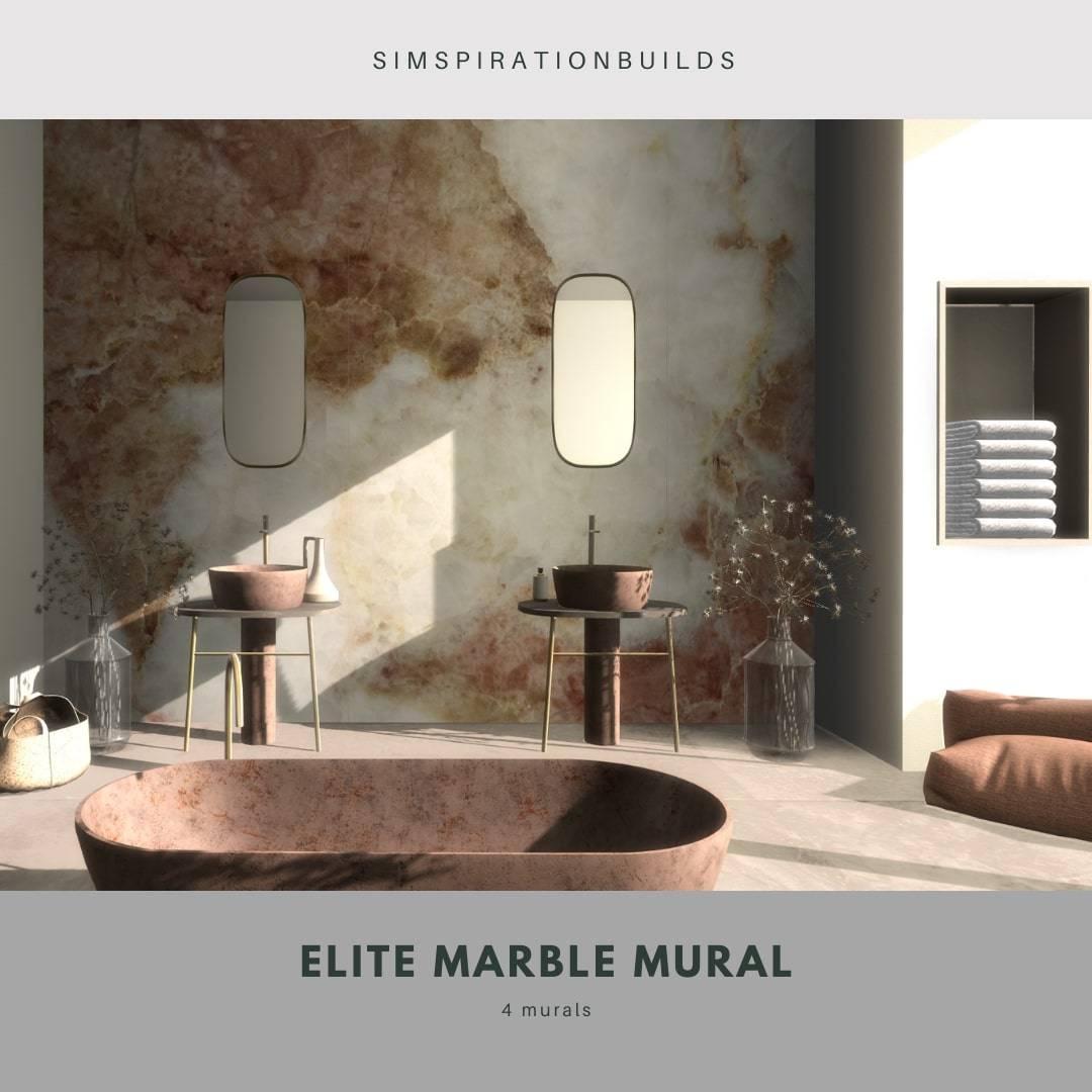 Набор настенных покрытий - Elite Murals Pack