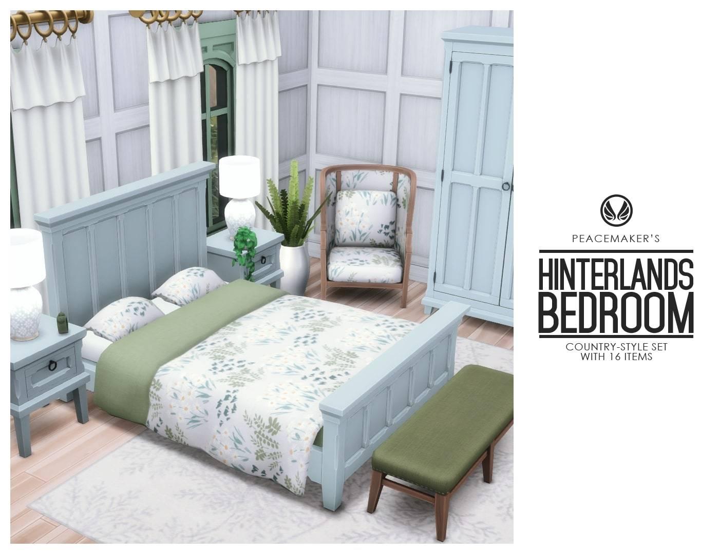 Спальня - Hinterlands Bedroom