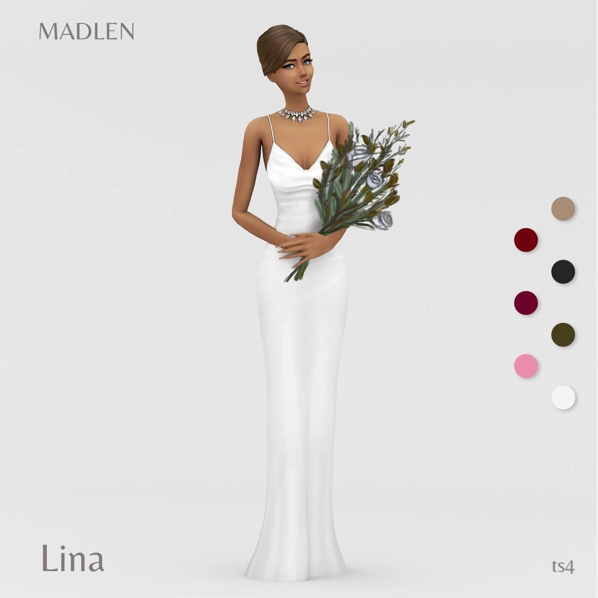 Платье - Lina Dress