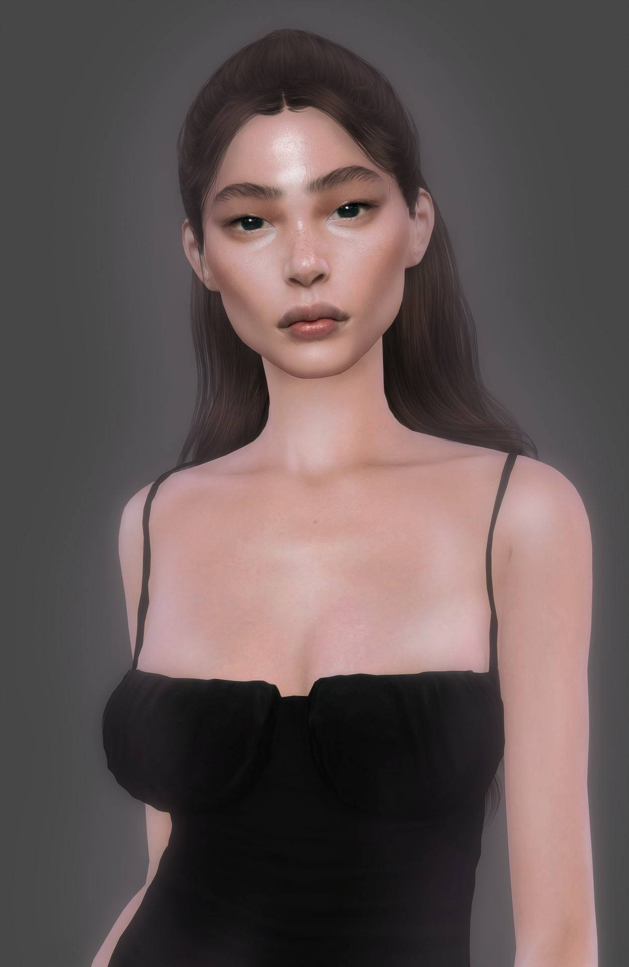Брови - eyebrows 7