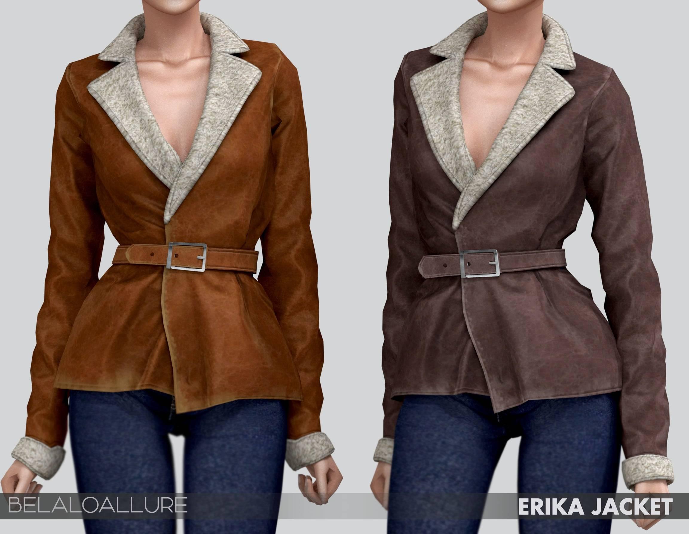 Женская куртка - Erika jacket