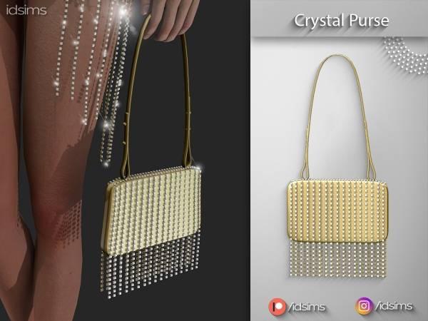 Сумка - crystal purse