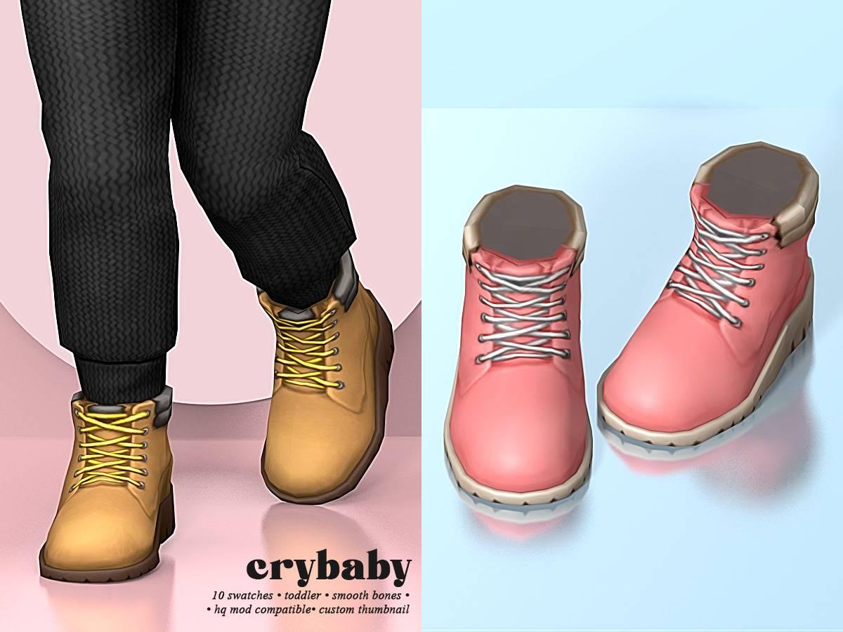 Ботинки для малышей - mars boots