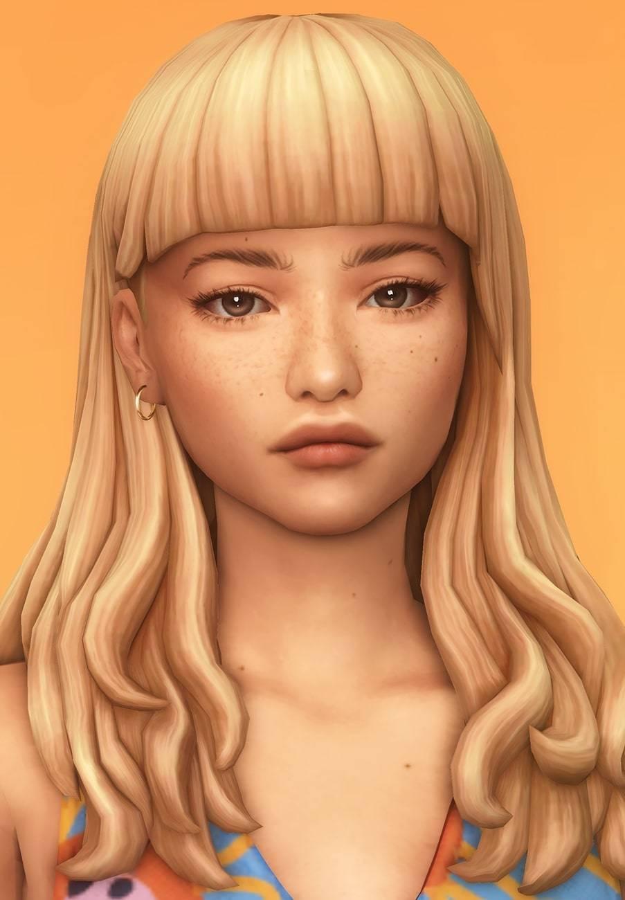 Женская прическа - kelley hair