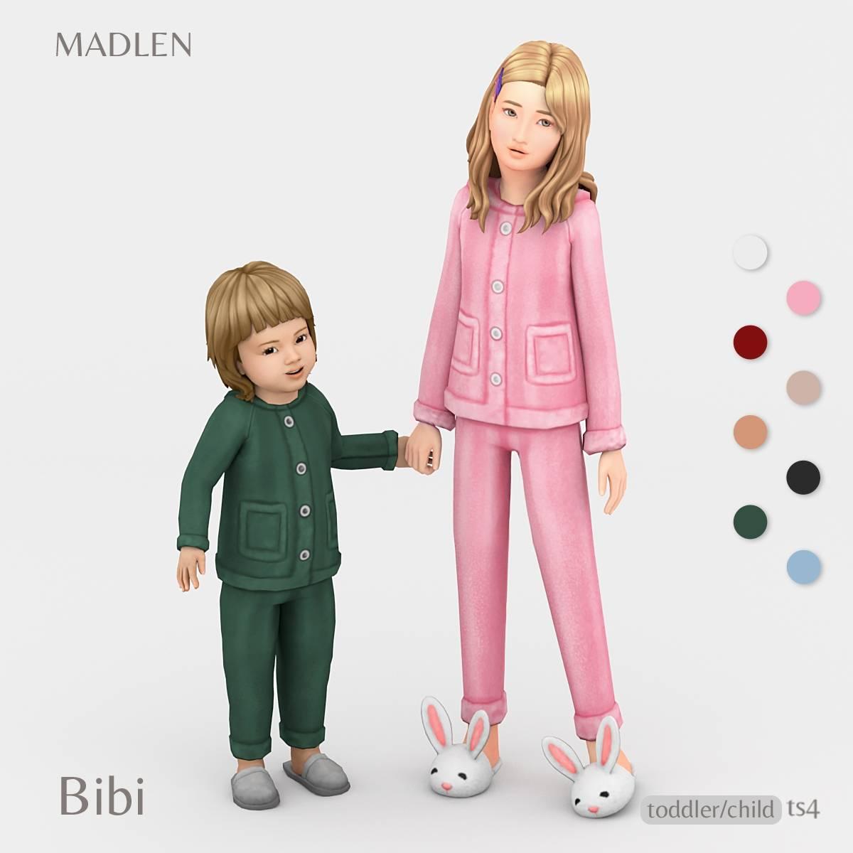 Пижама для детей и тоддлеров - Bibi Pajamas