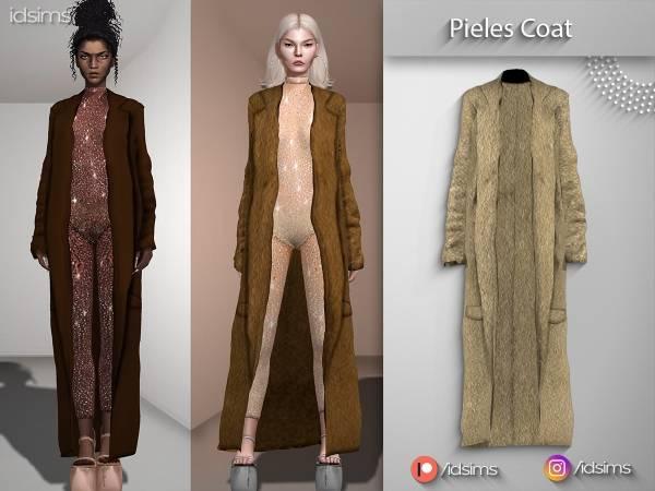 Шуба - pieles coat