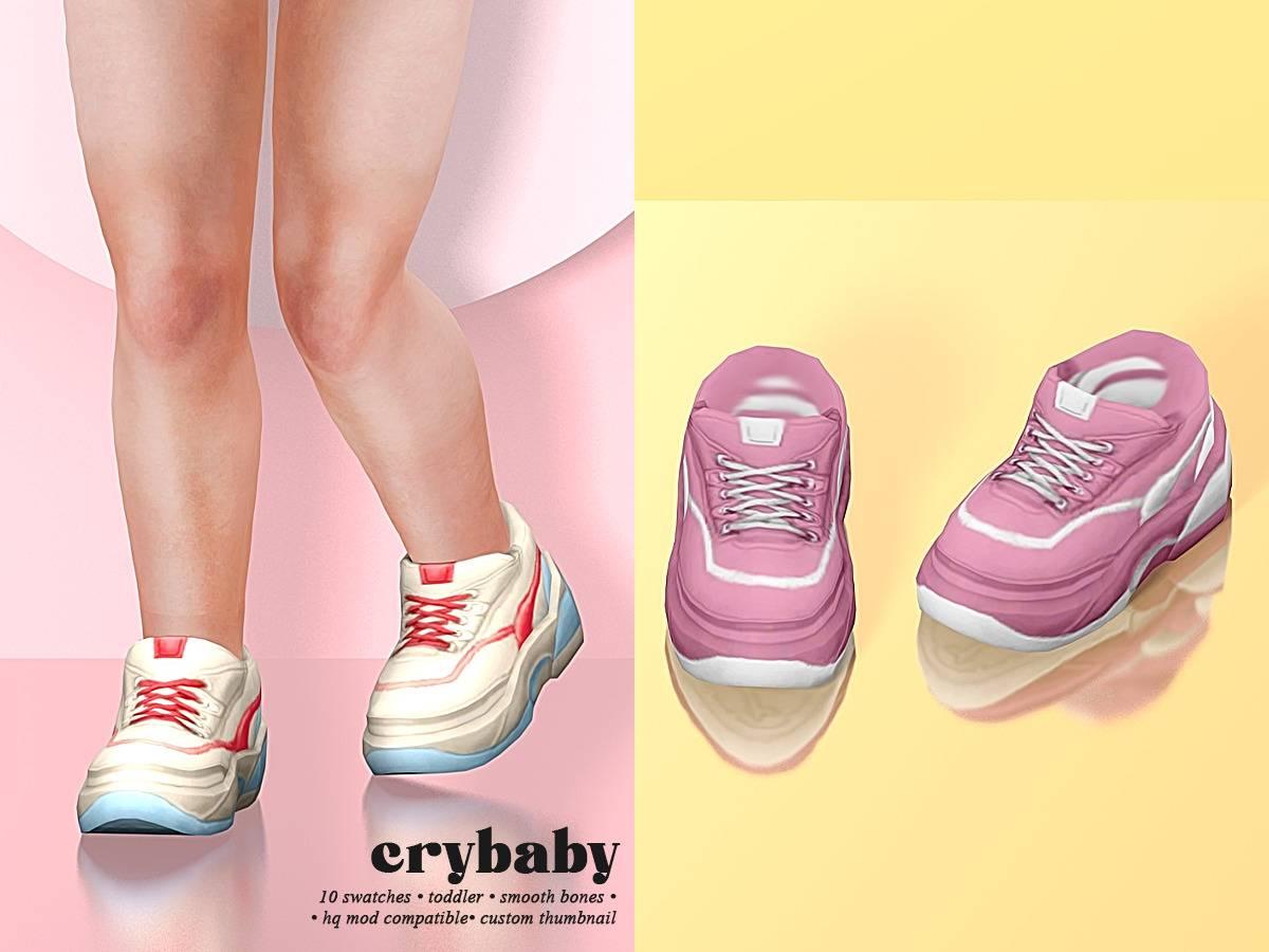 Кроссовки для малышей - chonk sneakers (tunayegit)