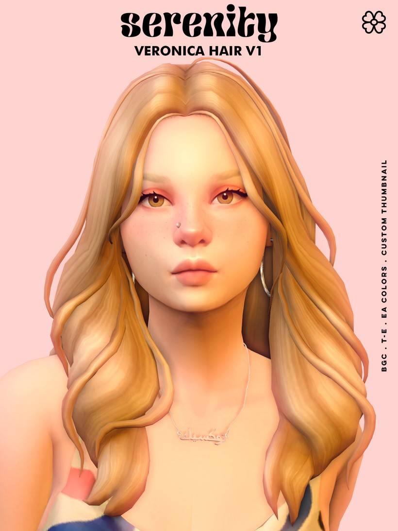 Женская прическа - Veronica Hair