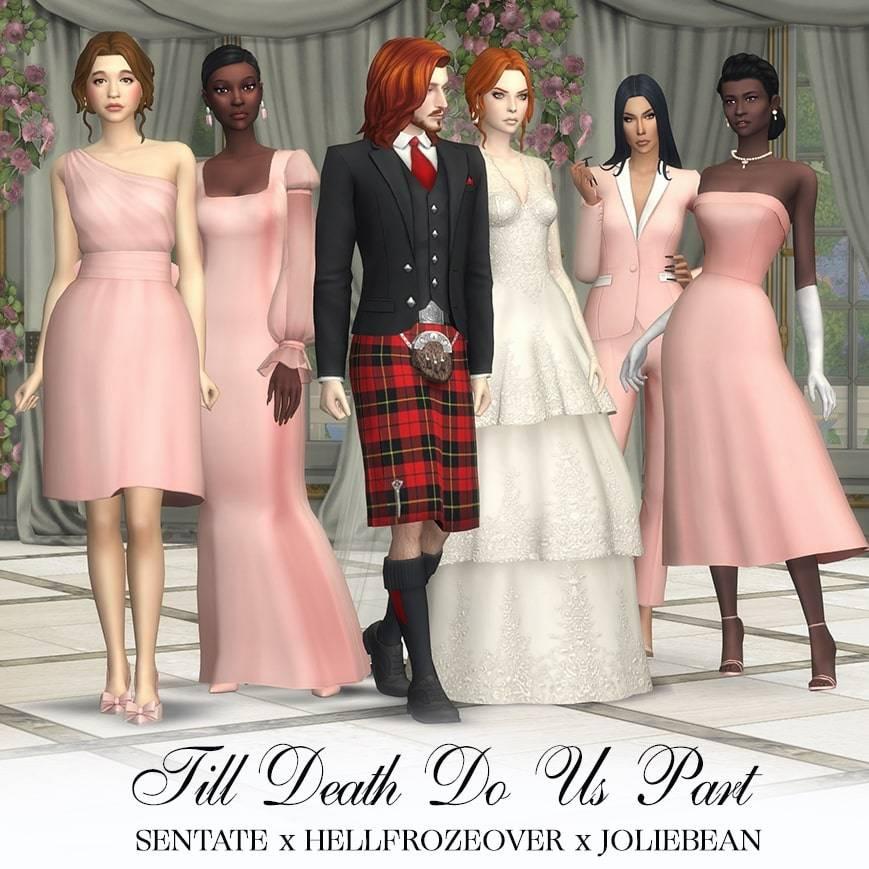 Свадебная коллекция - Till Death Do Us Part 1