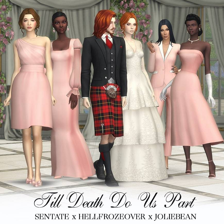 Свадебная коллекция - Till Death Do Us Part 2