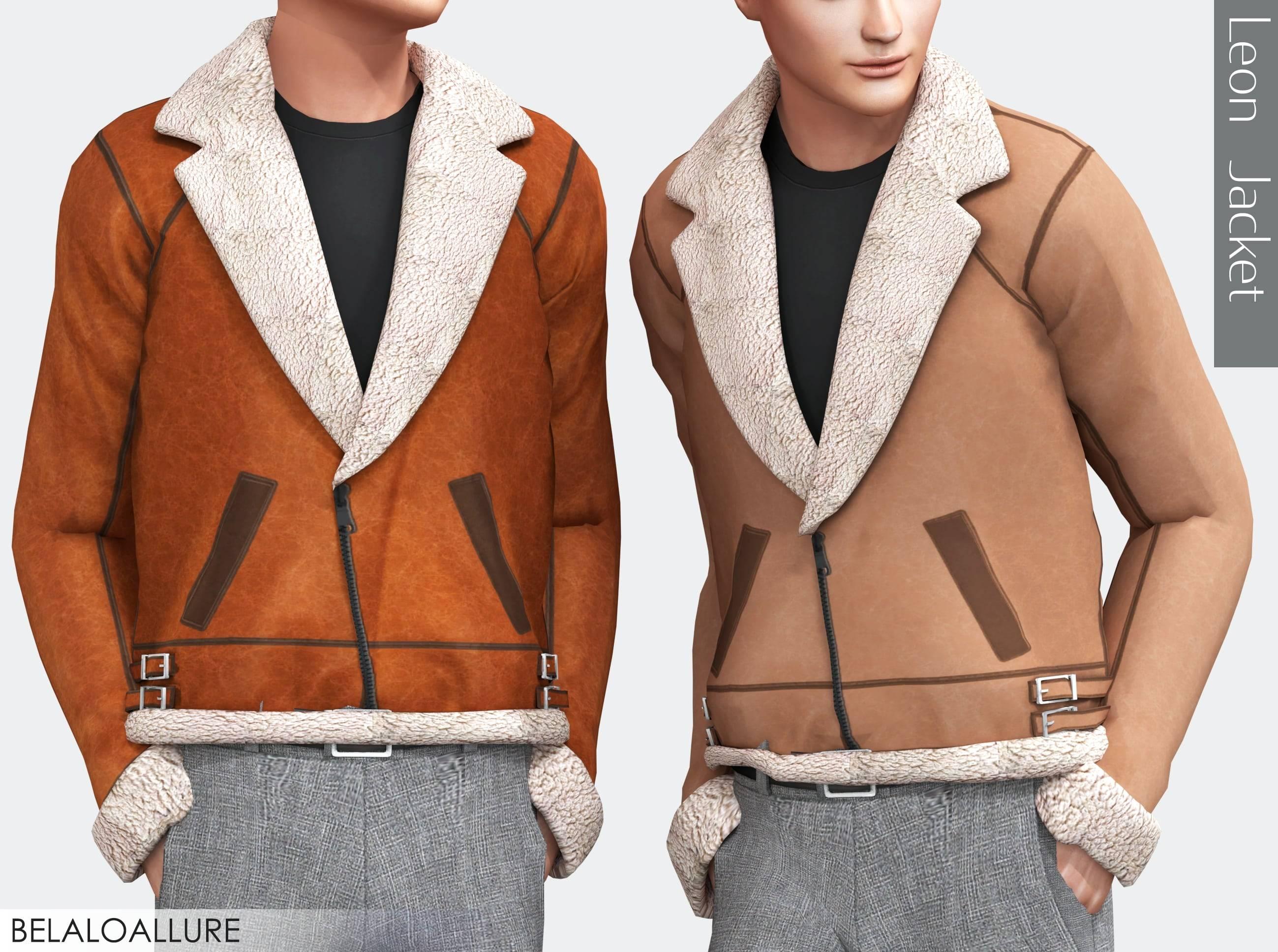 Куртка и топ - Leon jacket