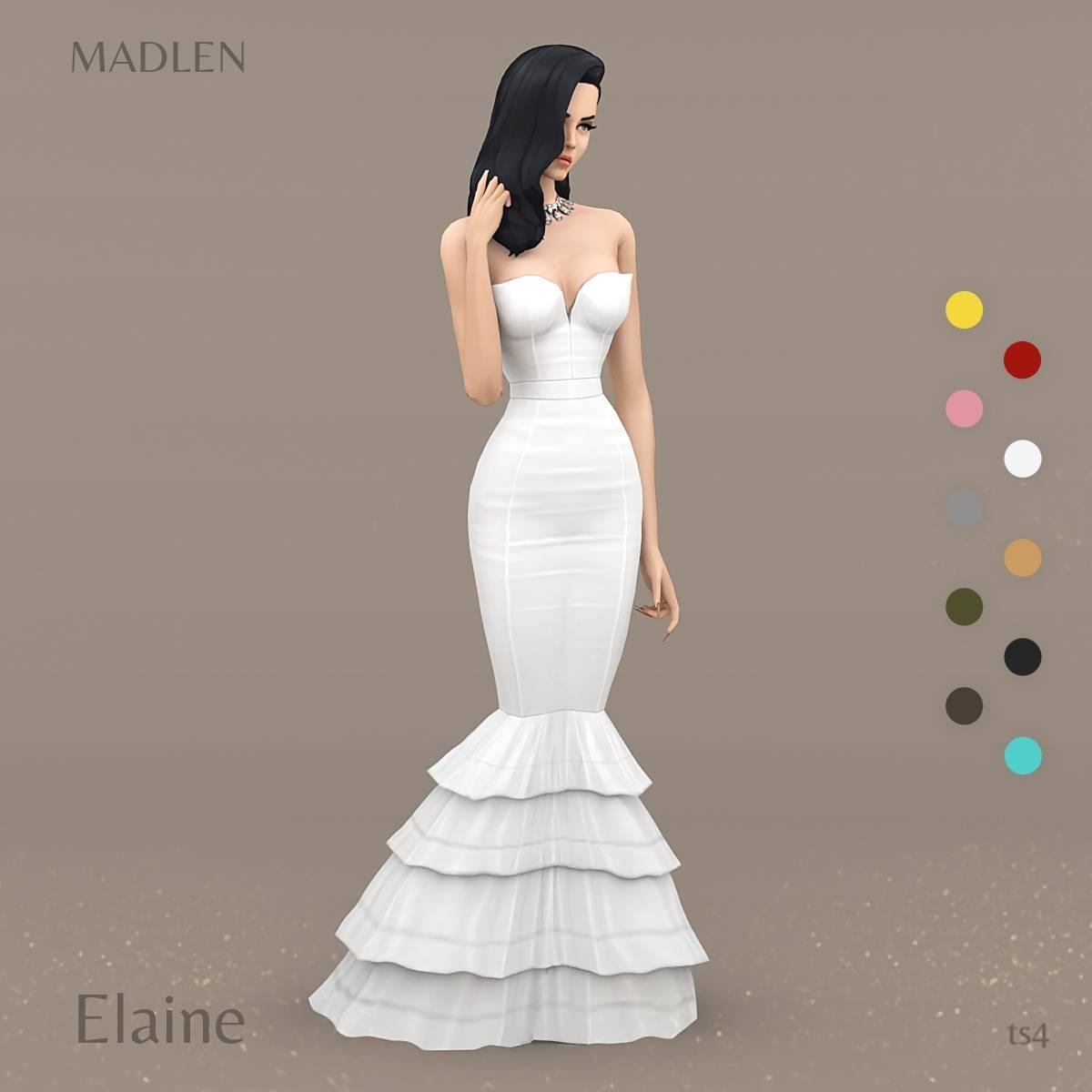 Свадебное платье - Elaine Dress