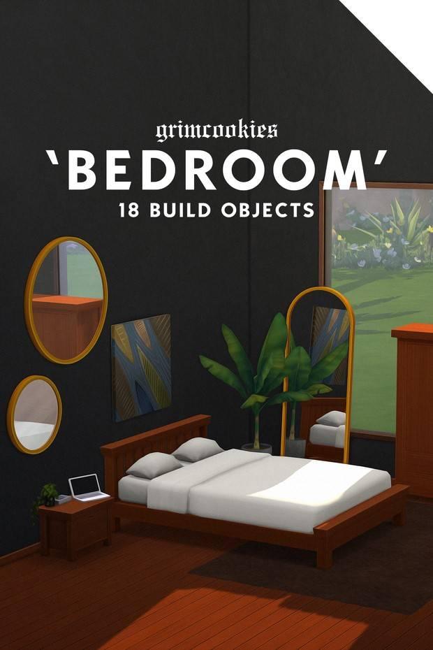 Спальня - BEDROOM