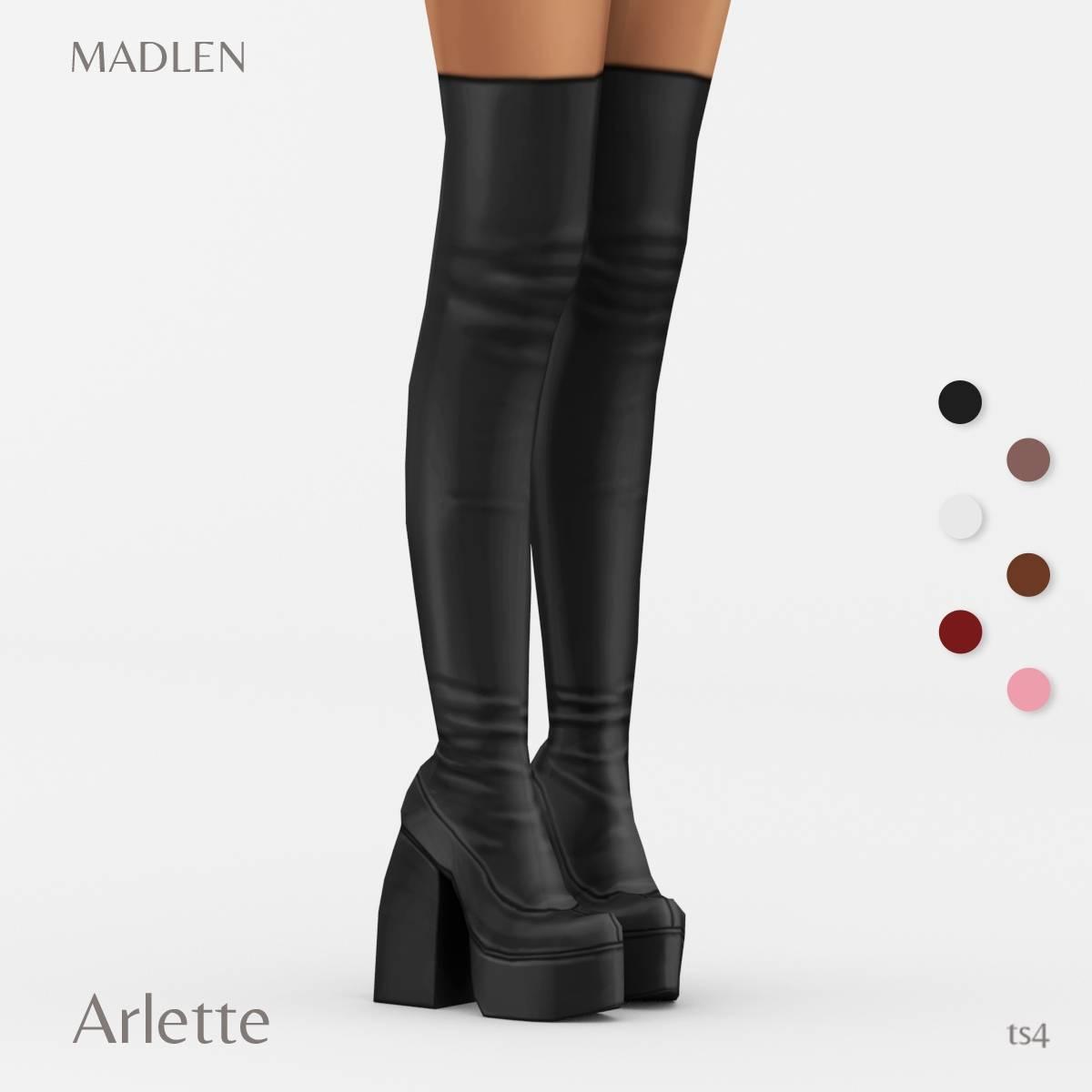 Женские сапоги - Arlette Boots