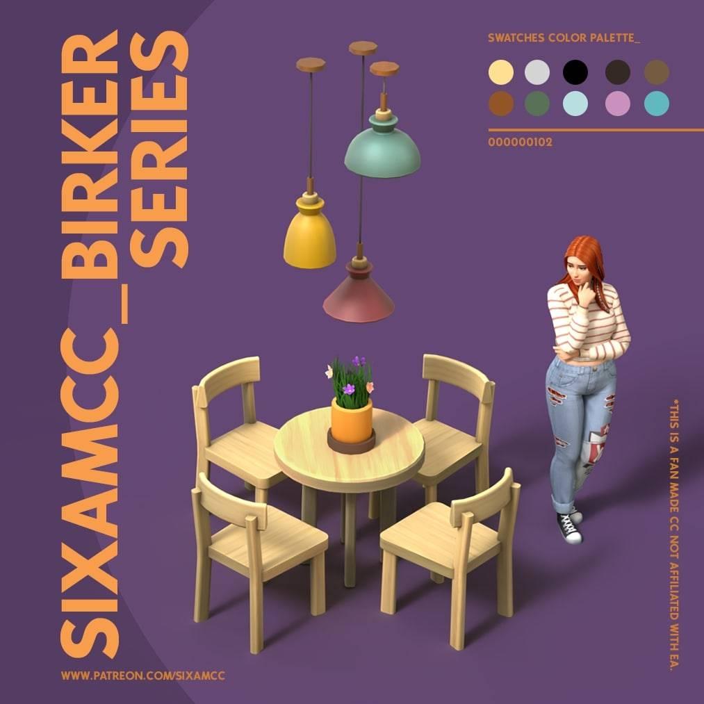 Столовая - Birker Series