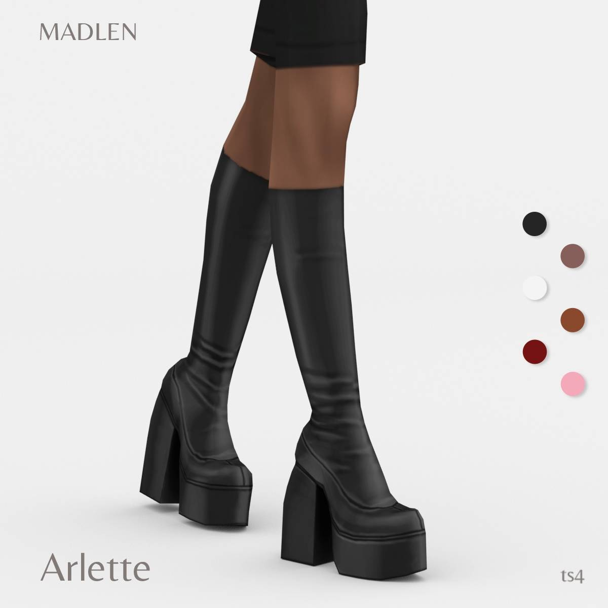 Женские сапоги - Arlette Boots (Short)