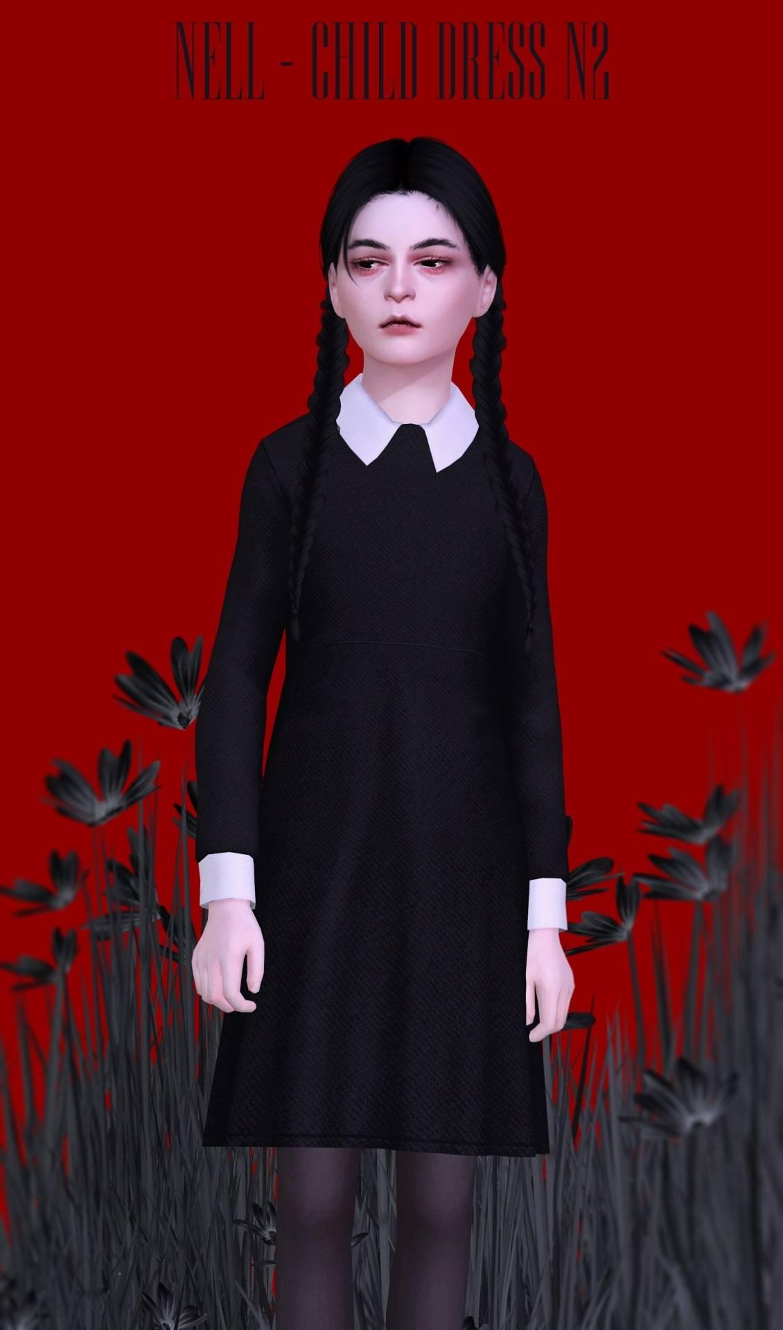 Платье для девочки - Child Dress N2