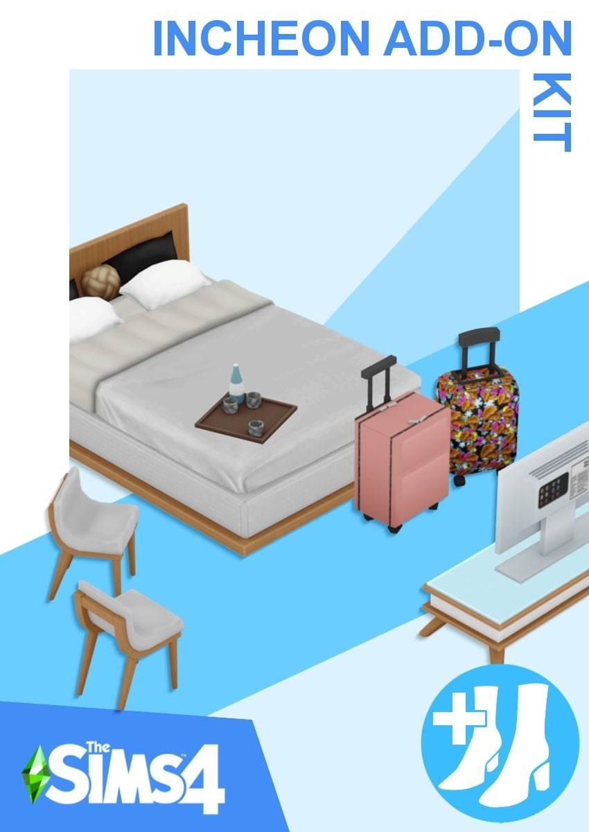 Комплект для интерьера - Incheon ADD ON KIT